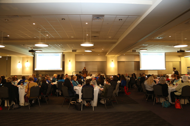 FHPW January Event held at the Norris Center